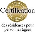 Certification des résidences pour personnes agées (MSSS)