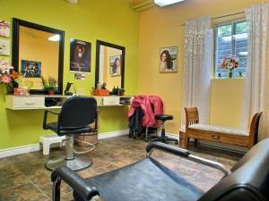 Salon de coiffure - 3